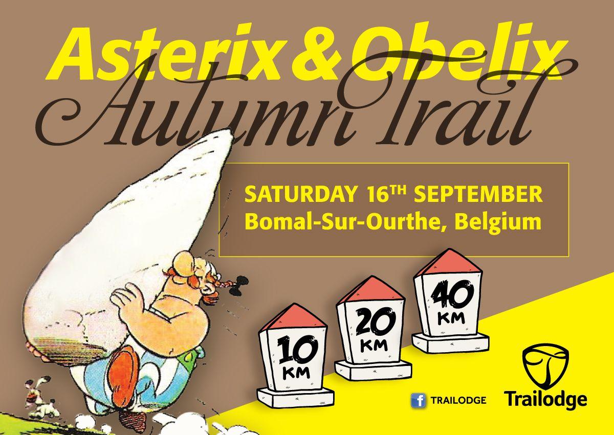 Asterix & Obelix Trail 16 Sept