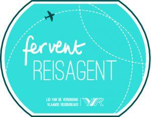 Fervent Reisagent Logo