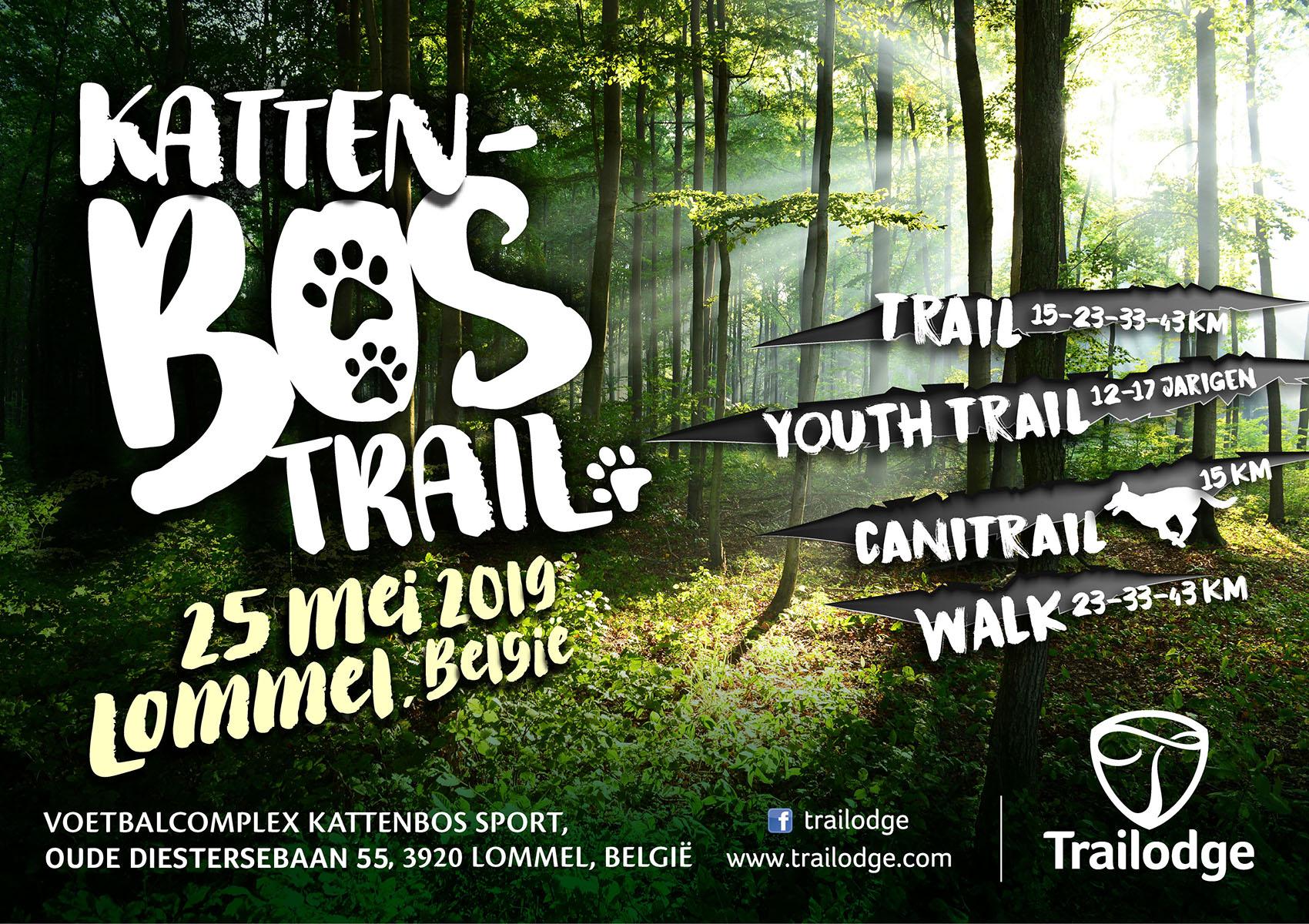 Kattenbos Trail 2019 Lommel