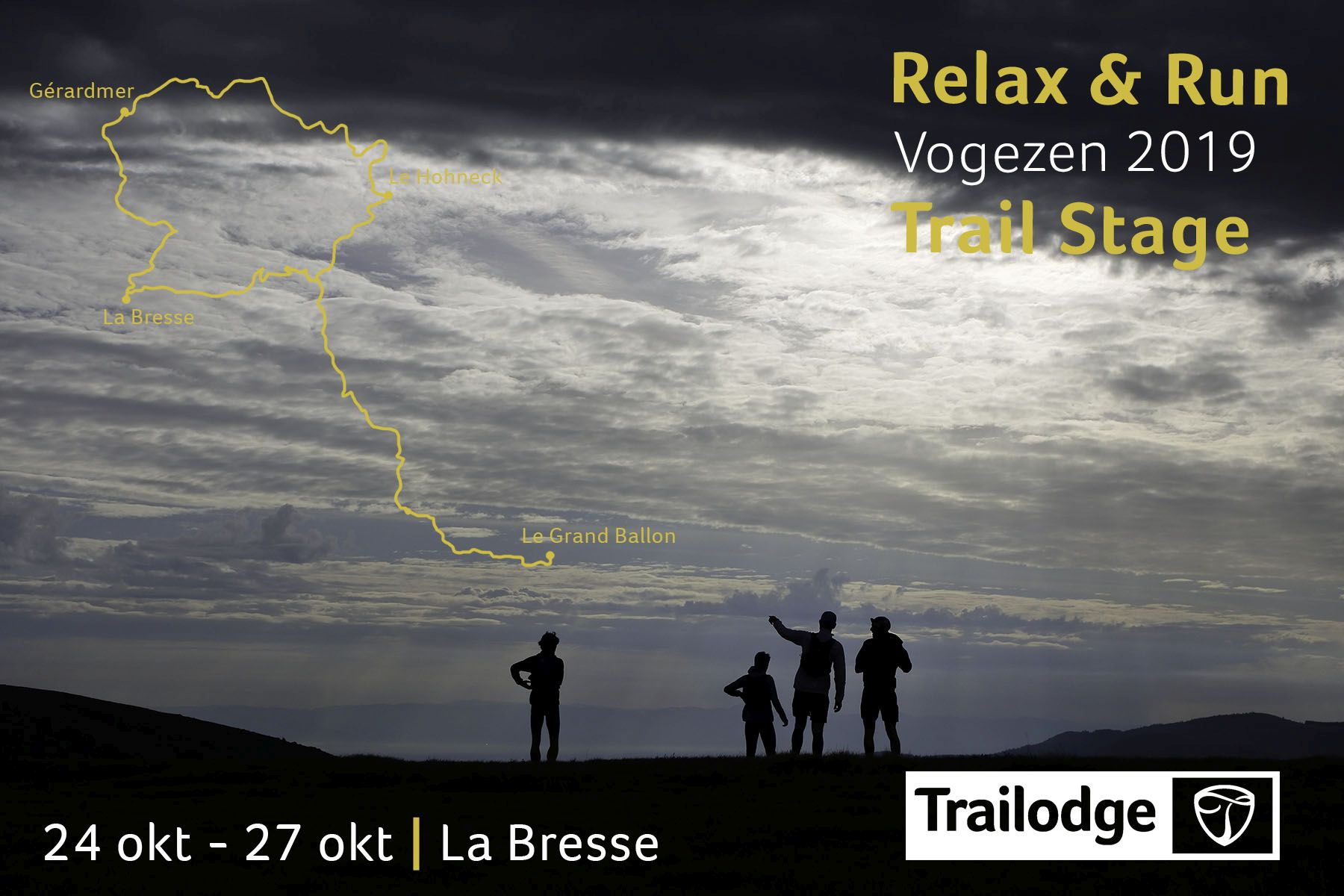Trailodge Stage Vogezen 2019